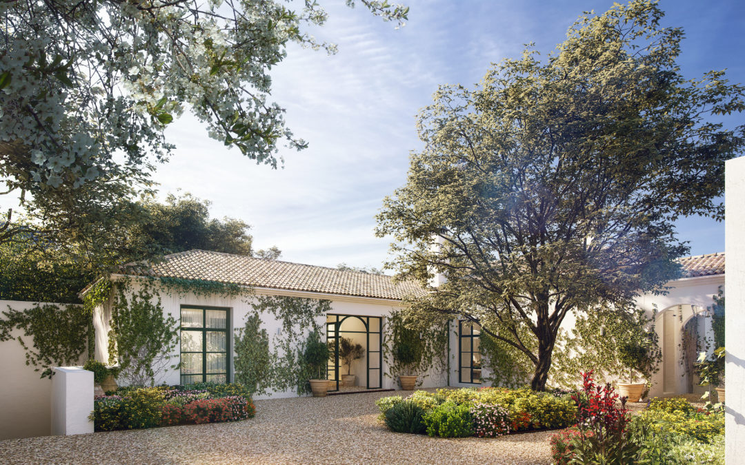 Las haciendas bodegueras de The Wine & Country Club