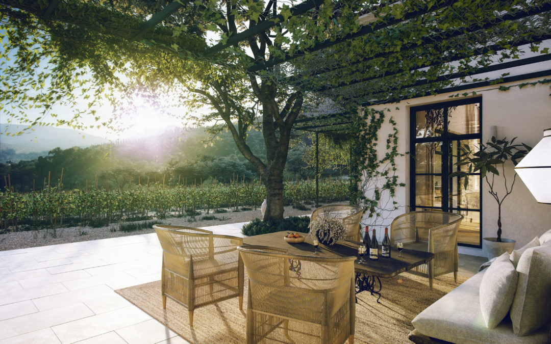 Fine-Tune Your Terrace – The Wine & Country Club