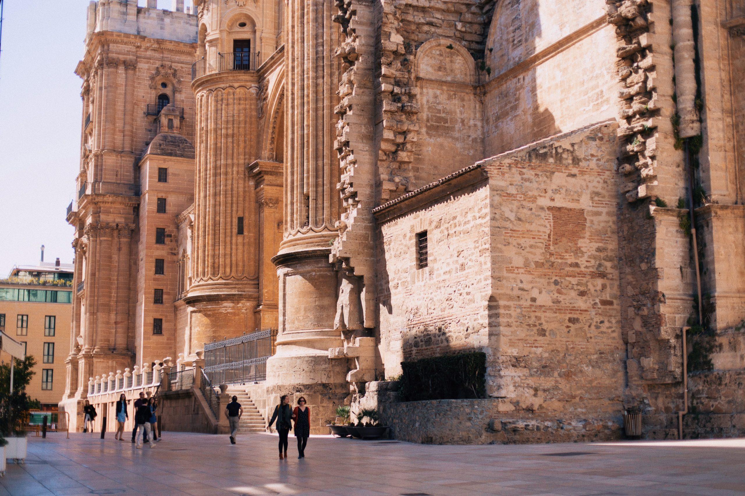 monumentos mágicos de Málaga