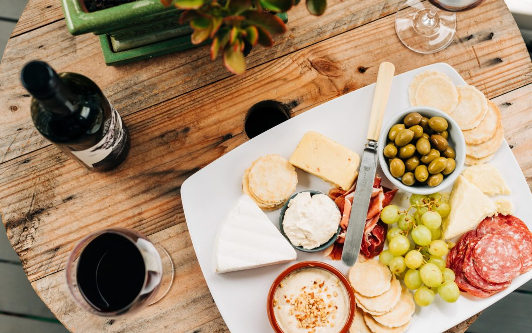Cheese And Wine And All Things Nice