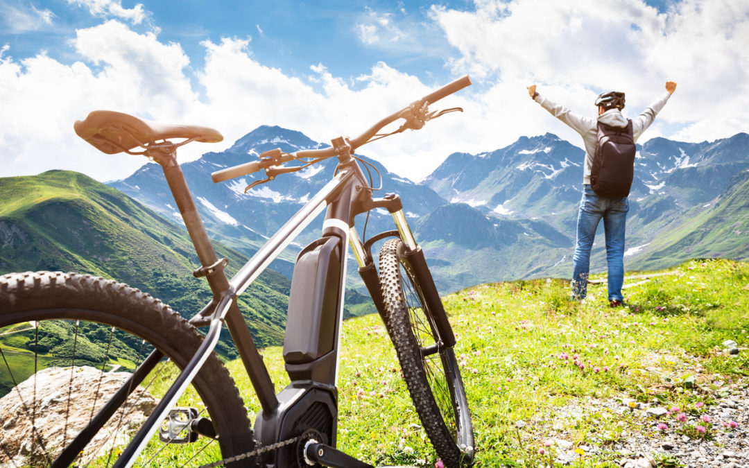 Conquering Ronda On State-Of-The-Art Electric Bikes