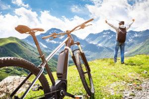 bicicletas eléctricas en Ronda